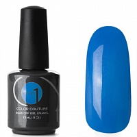 Гель-лак цвет №5502 Blue Bikini 15 ml, Entity One Color Couture
