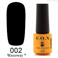 Гель-лак Waterway 002, FOX